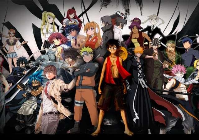 Que Personaje De Anime Se Parece Mas A Ti
